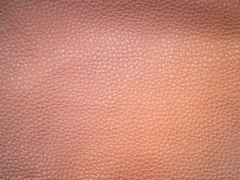 Brown leathered upholstered pattern